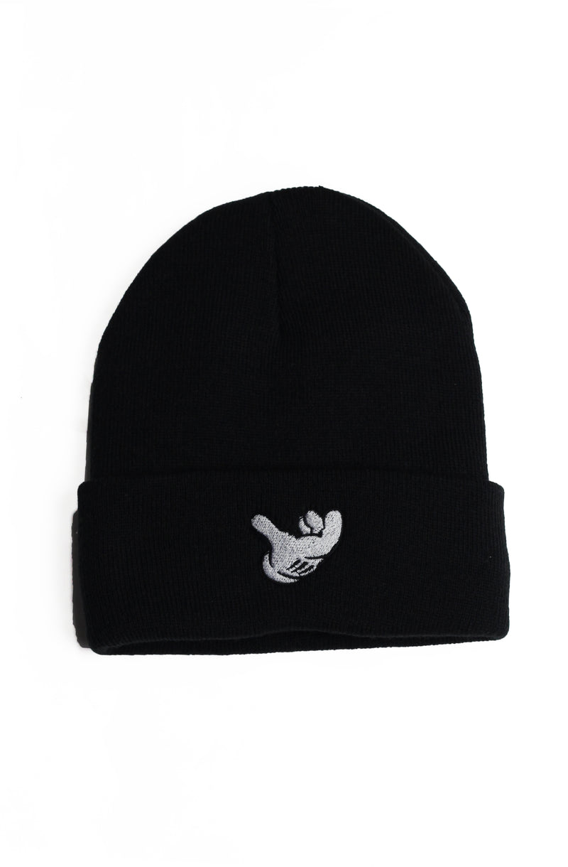 B-Boy Signature Air C*CK Beanie-Black - Bofresco