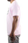 B-Boy Singature Air C*CK Tee -Pink