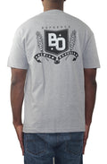 Bofresco Premium Dopeness T-Shirt Heather Grey