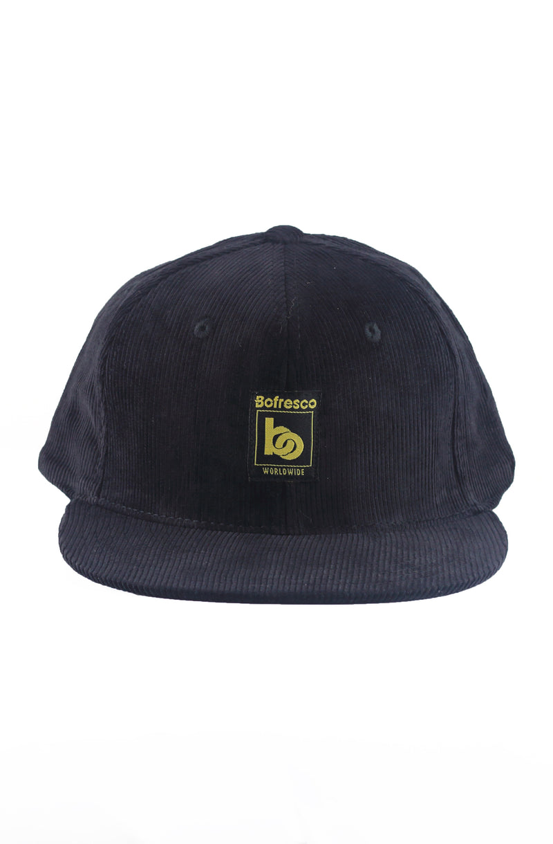 Bofresco Worldwide Corduroy Snapback