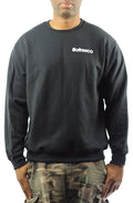 Bofresco Logo Crewneck -Black