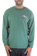 Bofresco Premium Dopeness Long Sleeve - Forest Green - Bofresco