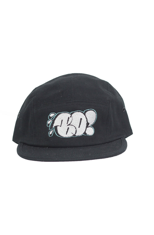 Bofresco X B-Boy Born  Bo! Throw Up 5 Panel Snapback - Bofresco