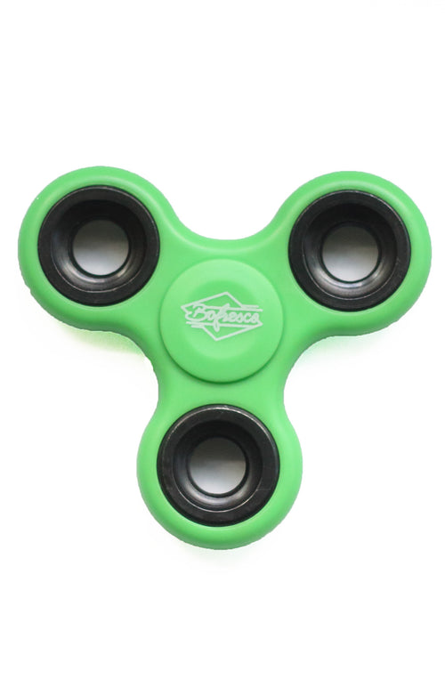 Bofresco Exclusive Custom Fidget Spinner - Lime Green