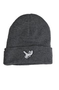 B-Boy Signature Air C*CK Beanie-Grey - Bofresco