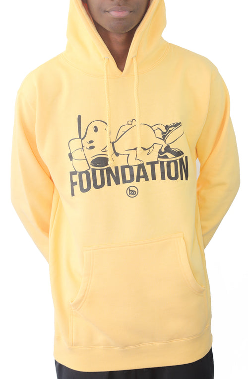 Bofresco Foundation Hoodie - Peach - Bofresco
