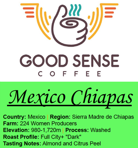 Mexican Chiapas - Organic & Fair Trade - Woman Producing Farm