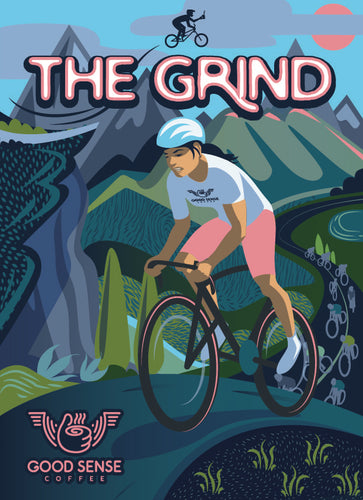 The Grind - French roast blend