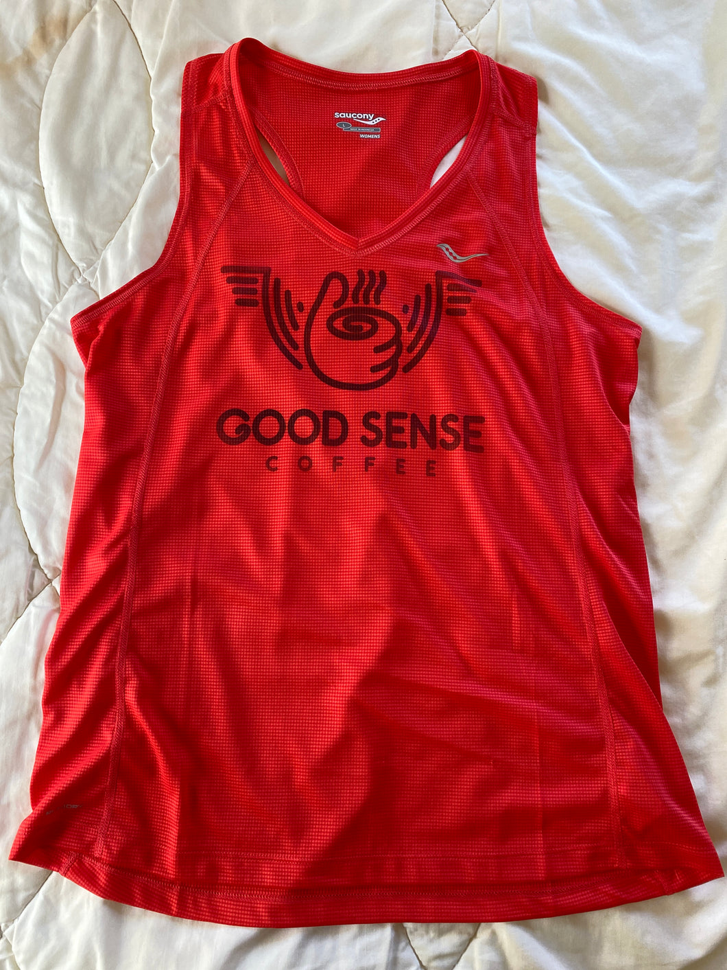 Misprint Good Sense singlets (Woman L)