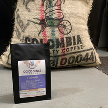 Colombia Decaf- E.A Decaffeinated
