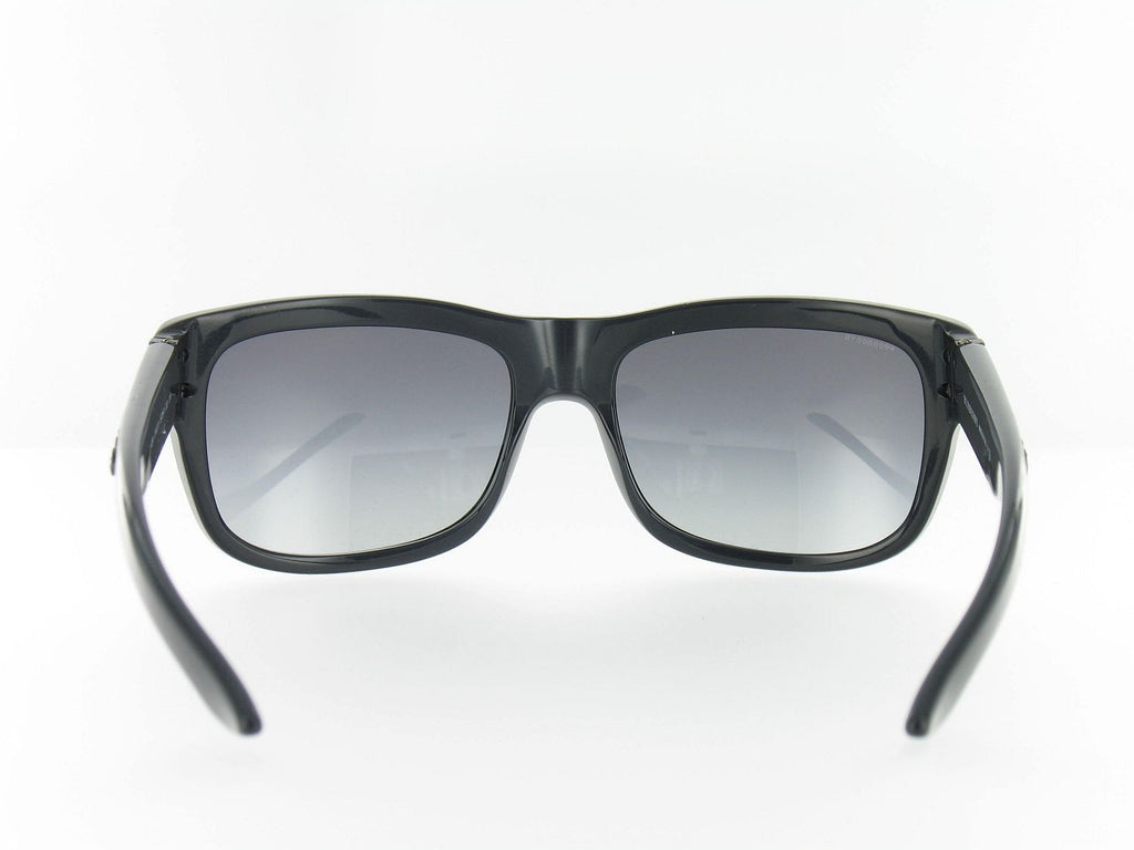 Burberry Mens Gray Rectangle Sunglasses