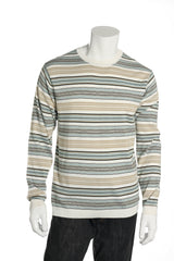 Liz Claiborne Mens Multi-Color Crew Neck Sweater