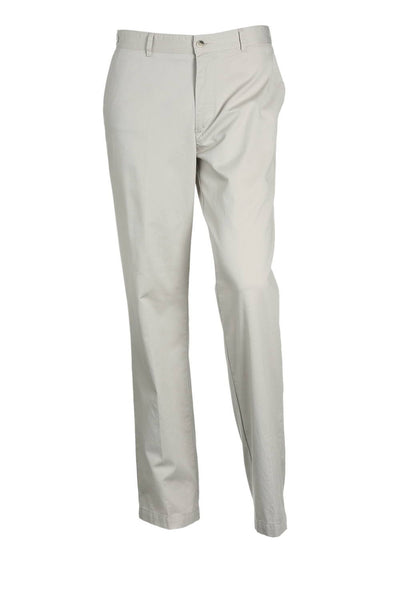 Perry Ellis Mens Beige Chino Pants