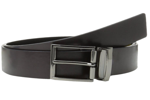 Calvin Klein Mens Black Casual Belt