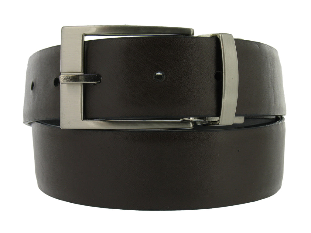 Michael Kors Mens Black Dress Belt