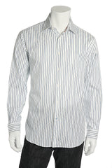 Ben Sherman Mens White Button Down Shirt