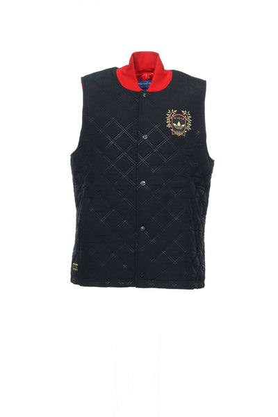 Adidas Mens Black Insulated Vest