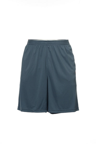 Adidas Mens Gray Athletic Shorts