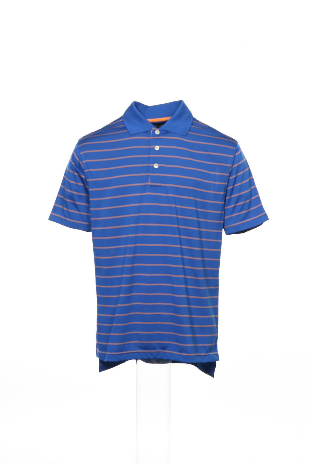 Adidas Mens Blue Polo Shirt