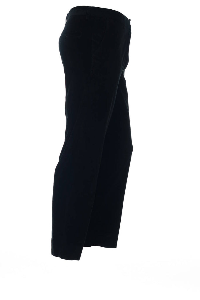 Alfani Red Mens Black Flat Front Pants