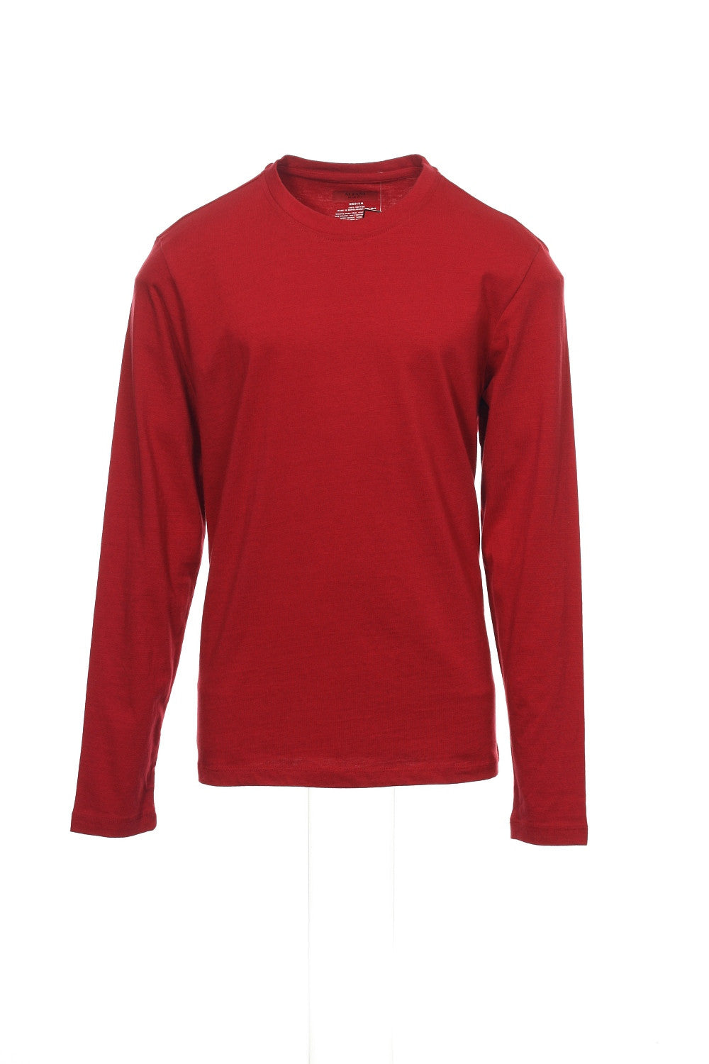 Alfani Red Mens Red Heather T-Shirt