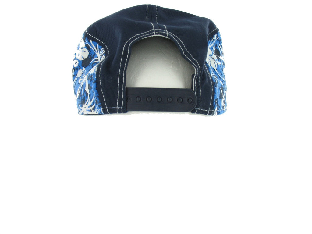 American Rag Mens Blue Hawaiian Hat