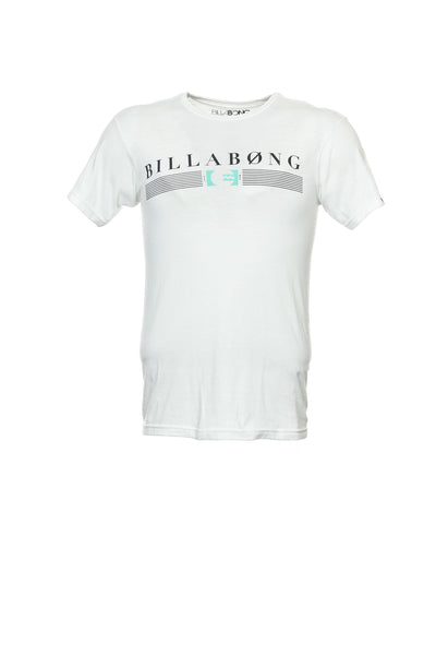 Billabong Mens White T-Shirt