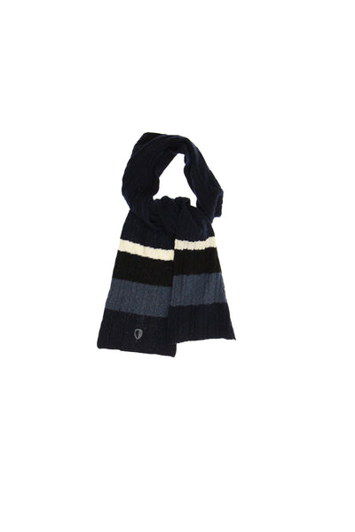 Ben Sherman Mens Blue Scarf