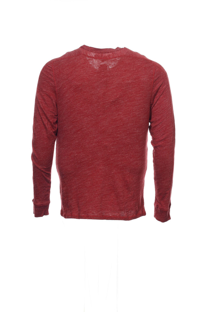 Buffalo by David Bitton Mens Red Heather T-Shirt