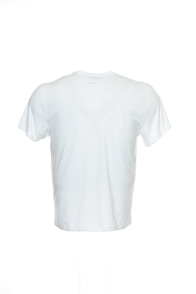 Calvin Klein Mens White Graphic T-Shirt