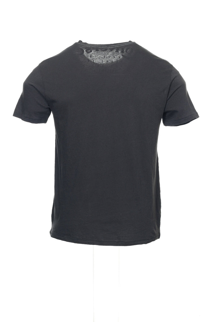 Converse Mens Gray Graphic T-Shirt