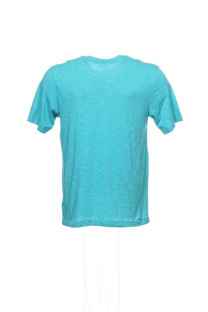 Club Room Mens Blue Heather T-Shirt