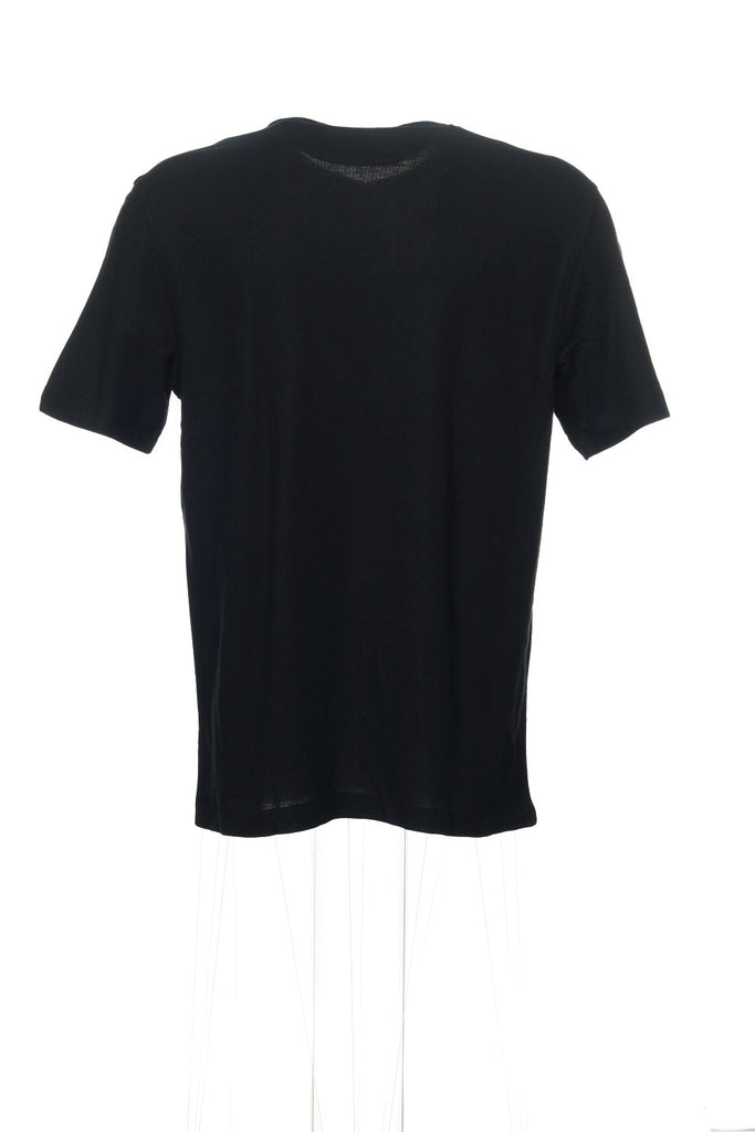 Club Room Mens Black T-Shirt