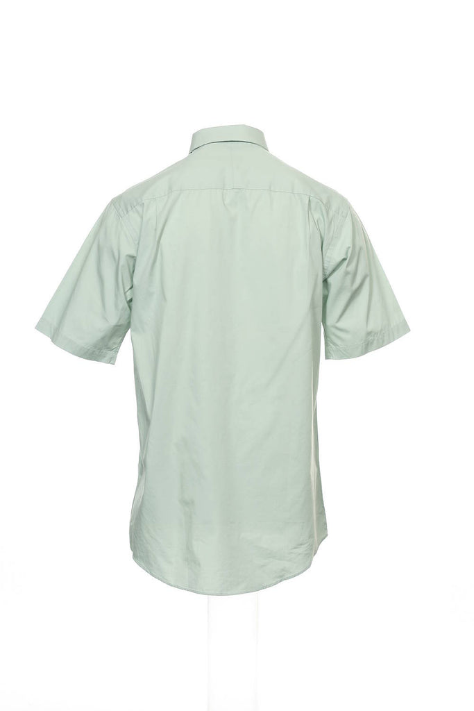 The Estate Dress Shirt Mens Light Green Button Down Shirt
