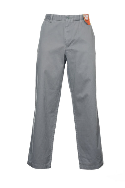 Dockers Mens Light Gray Chino Pants