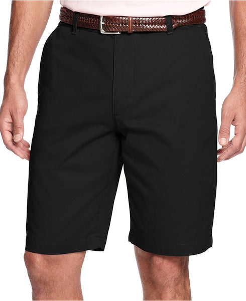 Dockers Mens Light Blue Flat Front Walking Shorts