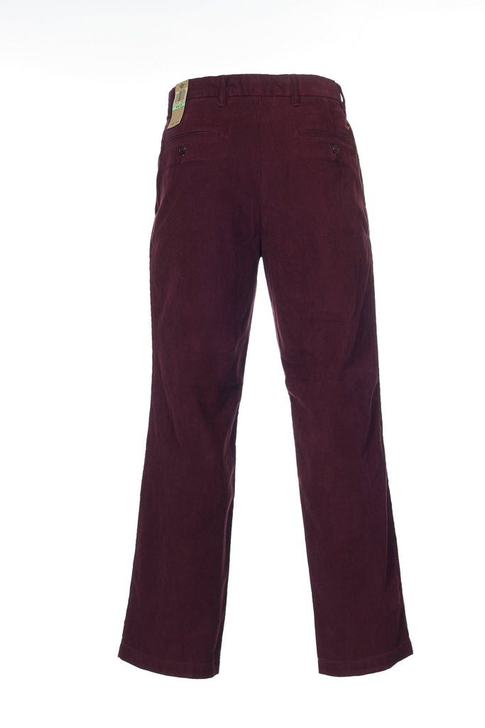 Dockers Mens Wine Corduroy Pants