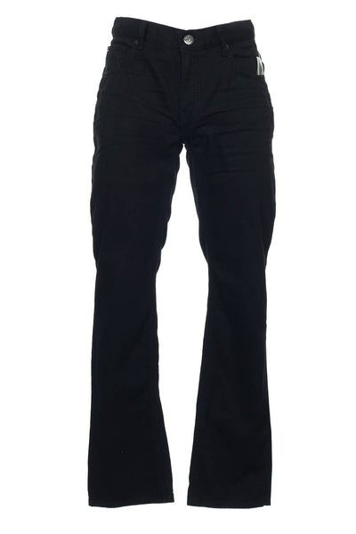 INC International Concepts Mens Black Skinny Fit Jeans
