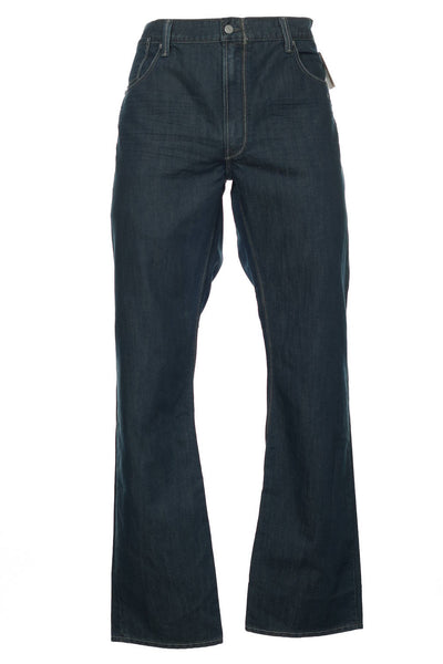 Levis Mens Blue Heather Relaxed Fit Jeans