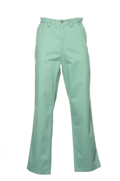 The Deck Pant by Nautica Mens Green Chino Pants