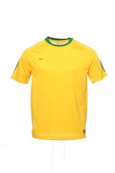 Nike Dri-Fit Mens Bright Yellow Jersey
