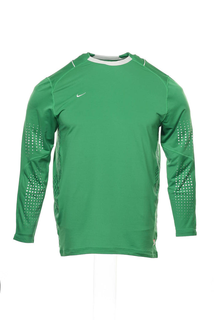 68ad8bd29e5 Nike Team Mens Green Jersey – iWANPANTS