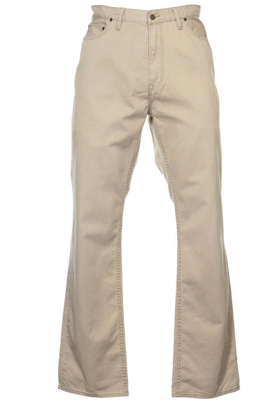 Polo by Ralph Lauren Mens Beige Chino Pants