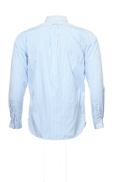 088fd06e34dc Polo by Ralph Lauren Mens Light Blue Striped Button Down Shirt – iWANPANTS