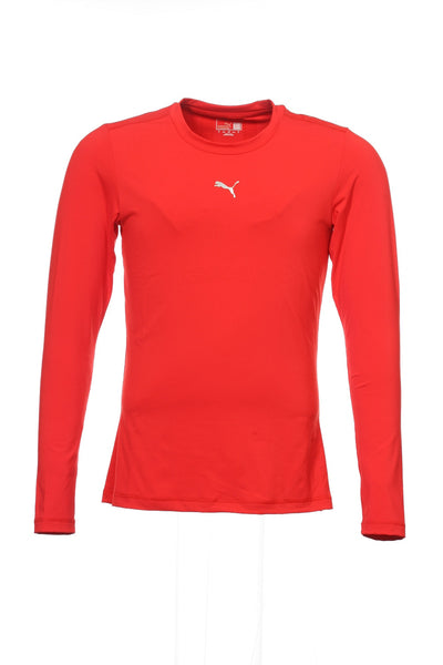 Puma Mens Red T-Shirt