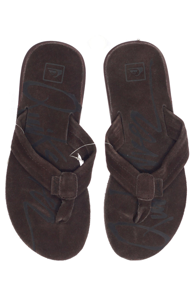 Quiksilver (Gaff) Mens Brown Sandals