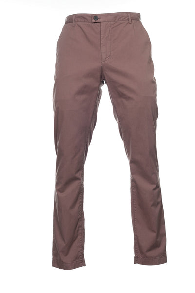 Sons of Intrigue Mens Purple Flat Front Pants