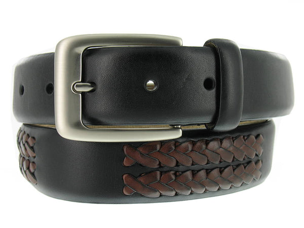 Tommy Bahama Mens Brown Casual Belt