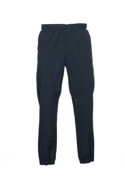 Theory Mens Blue Flat Front Pants