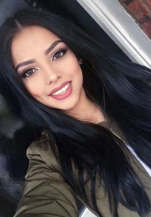 Natural Black Lace Front Wig USW064/ USW065/USW066